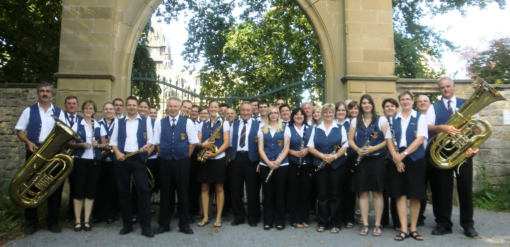Großes Orchester